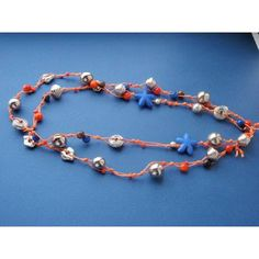 Another #beaded eco #ivory design courtesy of @AC Beads. Try these #beads, download e-catalog.