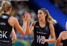 30.10.2015 Silver Ferns Kayla Cullen in action during the Silver Ferns v Australian Diamonds netball test match.