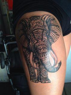 70 Meilleures Images Du Tableau Elephant Tattoo Tattoo Elephant