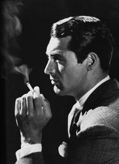 Cary Grant — photographed by John Engstead, 1933---one of the most handsome men ever in Hollywood.