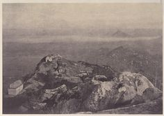 Linnaeus Tripe, Royacottah: View from the Top of the Hill, Looking North-Northwest and by North, December 1857–January 1858. Image: Collection of Charles Isaacs and Carol Nigro.