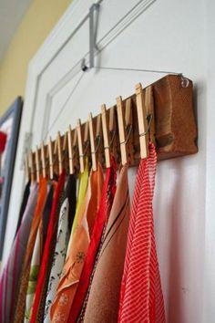 Rangement : organiser ses accessoires grâce à Pinterest