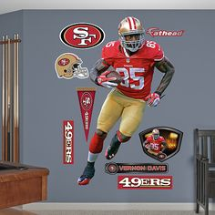 Vernon Davis - Home, San Francisco 49ers