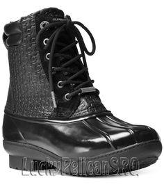 Michael Michael Kors Easton Lace-Up Booties Lace Booties, Ankle Booties, Michael Kors Shoes, Michael Kors Black, Shoe Boots, Shoe Bag, Mk Logo, Duck Boots, Girly Things
