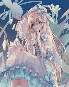 e-shuushuu kawaii and moe anime image board Anime Chibi, Art Anime, Anime Oc, Anime Art Girl, Anime Artwork, Anime Girls, Pretty Anime Girl, Kawaii Anime Girl, Beautiful Anime Girl