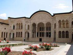 Tabatabaeis' Old House ( Kashan )
