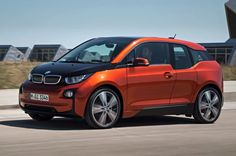 BMW's i3 will hit the streets summer 2014!