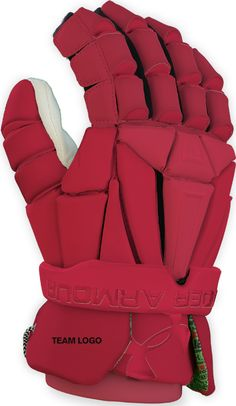 Under Armour : Command Glove. SHOW THE WORLD YOUR NEW GEAR.
