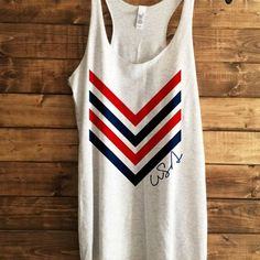 SALE- Chevron America Racerback, Women's trendy tshirt, 4th july tank, shirts for 4th of july, american flag, american flag tank,
