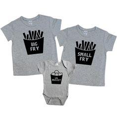 Big Geek /& Little Geek Passende Vater Baby Geschenkset Herren T-Shirt /& Baby Strampler//Baby Body