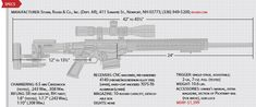 Ruger Precision Rifle diagram