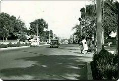 Bagdat caddesi, 1962