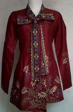 23 Best Ideas for dress brokat hijab simple Batik Fashion, Hijab Fashion, Fashion Dresses, Women's Fashion, Trendy Dresses, Nice Dresses, Casual Dresses, Dresses Dresses, Short Dresses