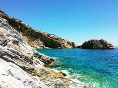 Nas beach, Ikaria island, Greece