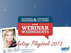 Did you miss this webinar with @Kate Good? Did you know you could watch it on-demand? Only $29.99. http://www.multifamilyinsiders.com/shop-multifamily/category/13-top-rated-webinar-archives