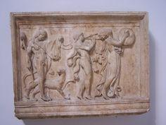 Ancient Sarcophagi