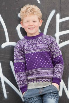 Katalog 1205 - viking of norway. Nordic Pullover, Nordic Sweater, Men Sweater, Knitting For Kids, Baby Knitting, Fair Isle Knitting, Vintage Knitting, Norway, Boy Or Girl