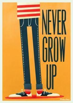 Jamais grandir