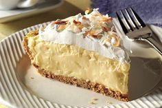 Easy Coconut Cream Pie