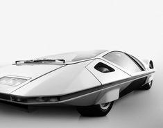Ferrari 512 S Modulo Concept - Old Concept Cars Lamborghini Miura, Sexy Cars, Hot Cars, Peugeot 406, Automobile, Weird Cars, Futuristic Cars, Automotive Design, Sport Cars