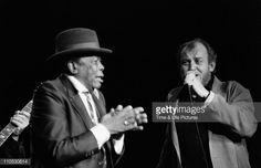 Photo d'actualité : John Lee Hooker and Joe Cocker