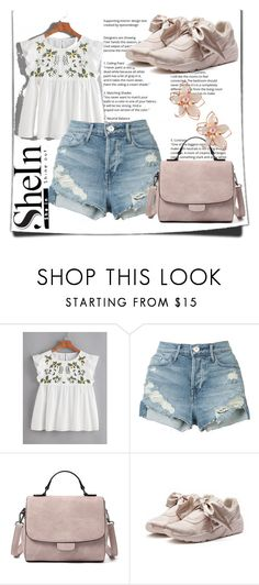 """""""Untitled #56"""" by nensi45 ❤ liked on Polyvore featuring 3x1, Puma and NAKAMOL"""