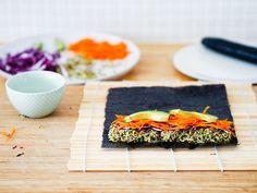 salad rolls – Ashley Neese