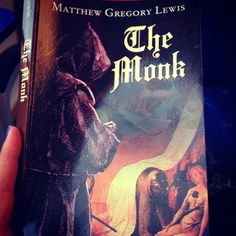 The Monk by Matthew Gregory Lewis | 23 Underrated Books Every Horror Fan Needs To Read ASAP