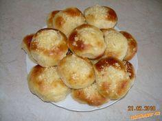 BUCHTY S TVAROHEM +++ Pretzel Bites, Bread, Food, Brot, Essen, Baking, Meals, Breads, Buns