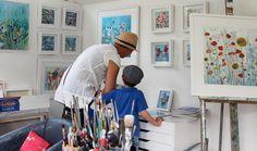 Family Art Line, Seven Dials Trail. Photo: Martina Bellotto