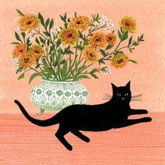 Black Cat van beccastadtlander