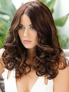 latest long hairstyles for curly hair styles by Kaitlyn.Remmick1