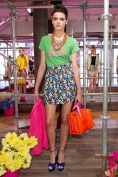 d6f5291bf27 Fashion Week Spotlight  Kate Spade Gets Cheeky For Spring