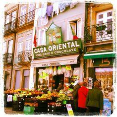 Casa Oriental, Porto #porto #Portugal #turismo #travel #Oporto