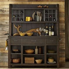 Liberty Furniture Moreno Valley Buffet with Hutch
