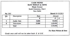 Cash Memo bill format in MS word template, check some editable template of invoice Invoice Format In Excel, Printable Invoice, Memo Examples, Memo Format, Indian Army Special Forces, Project Management Templates, Statement Template, Bollywood Songs, Ganesh Lord