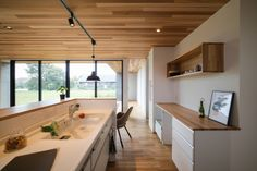 NN-HOUSE キッチン|重量木骨の家 選ばれた工務店と建てる木造注文住宅