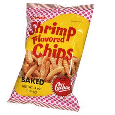 Calbee - Shrimp Flavored Baked Chips