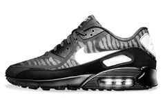 "Nike Air Max Tape ""Black Reflective"" Collection (Release Info)"