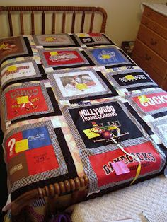 I should be sewing on that tshirt quilt but...........at left you see what I have to work with minus the first vertical row. I switched som...