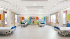 Children's Hospital by Morag Myerscough, Sheffield – UK » Retail Design Blog