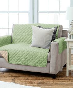 Thyme & Sand Reversible Furniture Protector #zulily #zulilyfinds