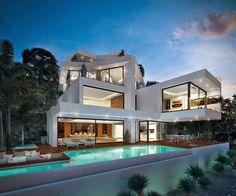 Paradise Property Blog: Brand new luxury property in Javea