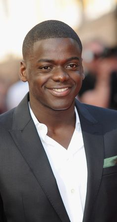 Daniel Kaluuya, Actor: Sicario. Daniel Kaluuya was born in 1989 in London, England. He is an actor and writer, known for Sicario (2015), Get Out (2017) and Johnny English Reborn (2011).
