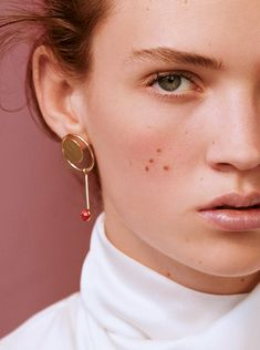 Adrienne Jüliger by Julia Noni for Dior Magazine Fall 2016
