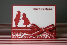 Merry Christmas Card (Letterpressed) *Lifestyle Crafts* - Scrapbook.com