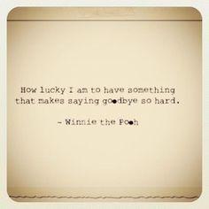 Wisdom of Winnie the pooh