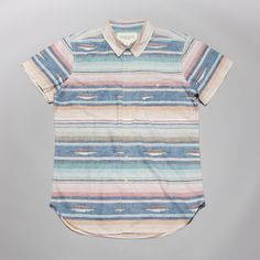 Obey San Juan S/S Shirt Multi ($50-100) - Svpply