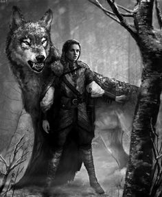 Dire wolves are awesome