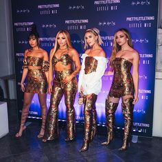 Little Mix Outfits, Little Mix Jesy, Little Mix Girls, Jesy Nelson, Perrie Edwards, Meninas Do Little Mix, Litte Mix, Best Friend Outfits, Madame Tussauds